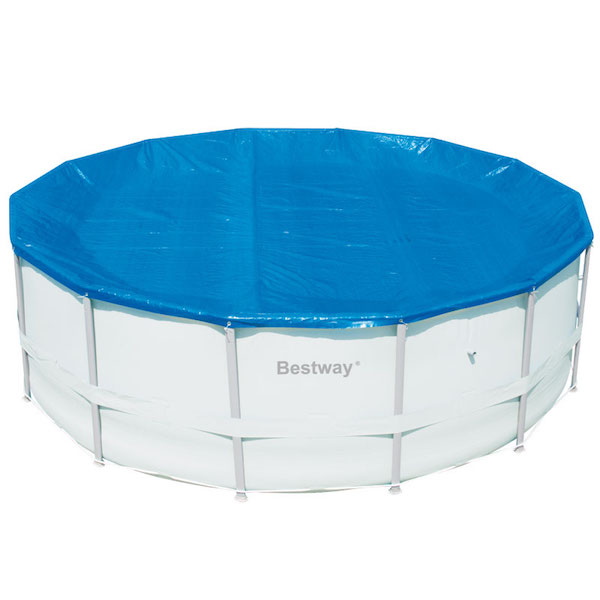 Bestway above ground swimming pool 4 88x1 22m cartridge - Swimming pool skimmer basket covers ...