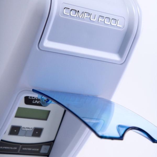 Compu Pool Cpcs36 Salt Water Chlorinator Self Cleaning