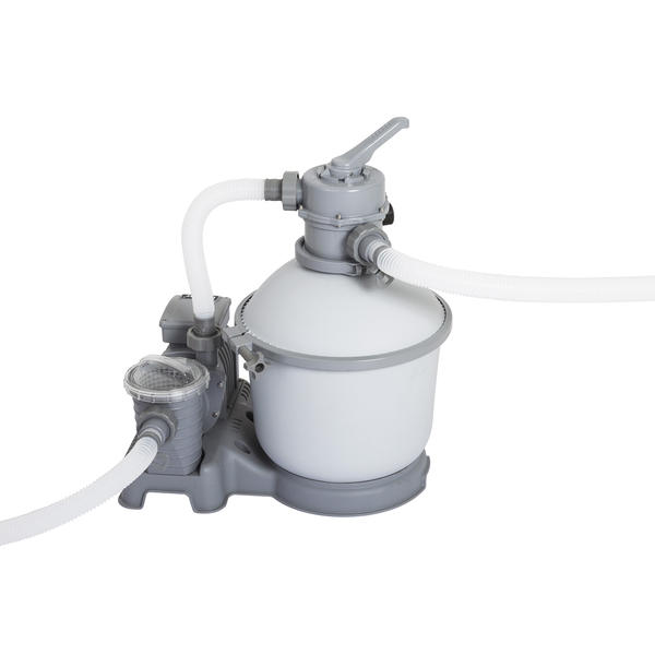 Bestway 1000gal 3 785l Flowclear Sand Filter Pump For Above Ground Swimming Pool 58400