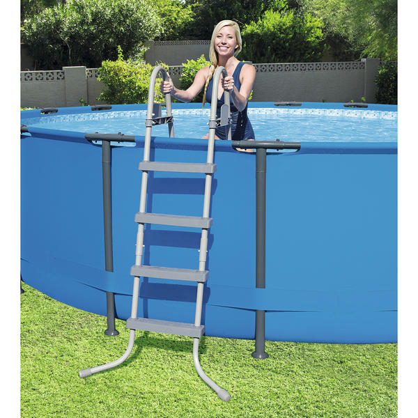 Bestway 3 66m X 1 22m Steel Pro Max Frame Pool With 530gal