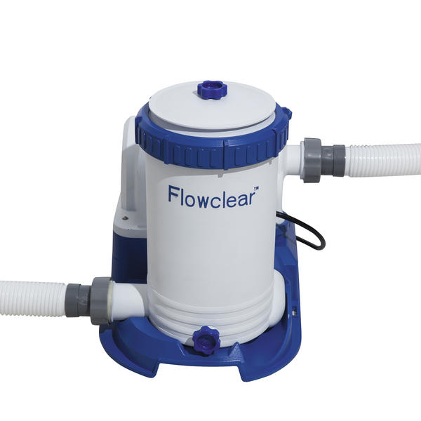 Bestway 2500gal 9 463l Flowclear Filter Pump For Above