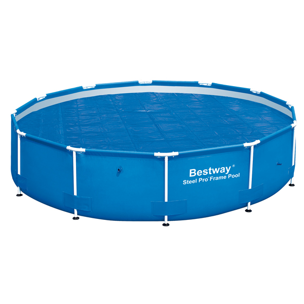 Bestway Solar Pool Cover For 12ft Round Pool 58242