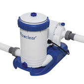 Bestway 2500gal (9,463L) Flowclear Filter Pump for Above Ground Swimming Pool - 58391