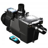 Poolrite SQI/SQII Gemini 2 Speed Pool ECO Pump w. Remote Control - 7 Star Rating