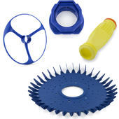 Zodiac Baracuda Pool Cleaner Disc, Foot, Deflector, Diaphragm & Retaining Ring Pack - Generic