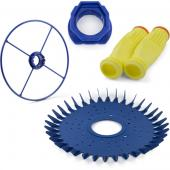 Zodiac Baracuda Pool Cleaner Disc, Foot, Deflector, 2 X Diaphragm & Retaining Ring Pack - Generic
