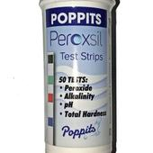 Spa Poppits Peroxsil 4 way Test Strips (50)