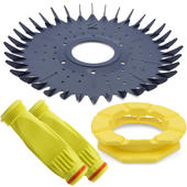 Barracuda Overhaul Kit 2 Genuine - Disc, Flexi Foot, 2 x Diaphragm w. Retaining Ring
