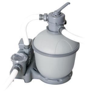 Bestway 1500gal 5 678l Flowclear Sand Filter Pump 58404