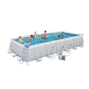 bestway x x power steel frame pool with