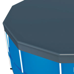 Bestway Premium Pvc Pool Cover For 4 57 15ft Round Pool
