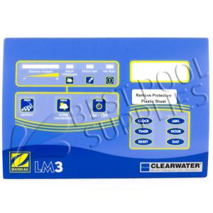 Zodiac lm3 chlorinator top label for Ab salon equipment clearwater fl