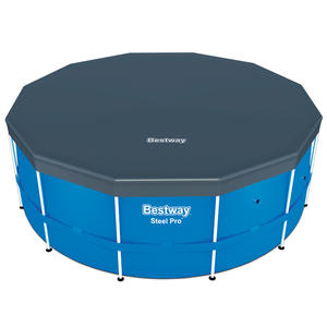 Bestway Premium Pvc Pool Cover For 3 66 12ft Round Pool