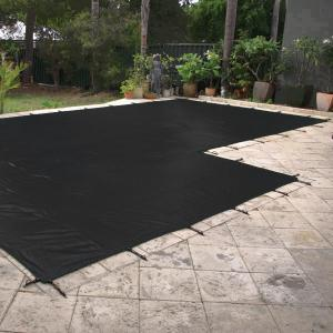 Daisy WinterKleen- Winter Leaf and Debris Mesh Pool Cover
